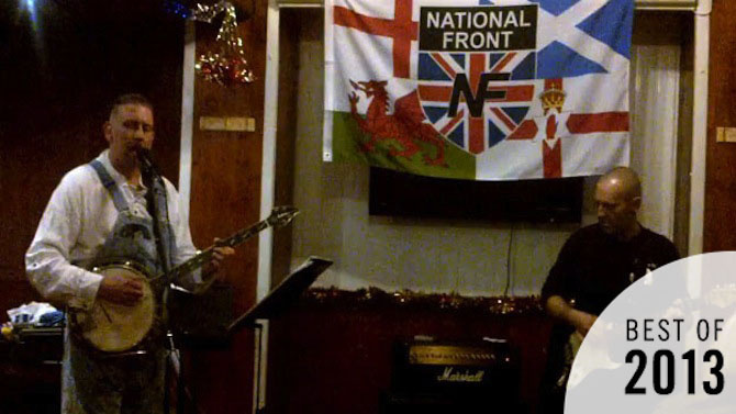 article britains nazi punk scene alive limping