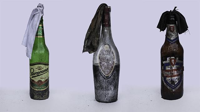 Molotov Cocktail Cheers to the Revoluti...