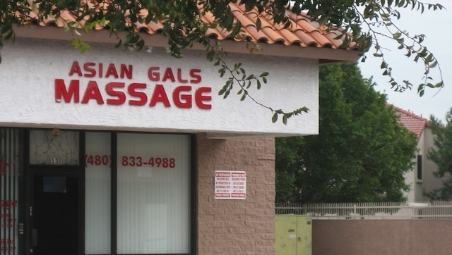 asian massage parlor happy ending fullerton Tempe, Arizona