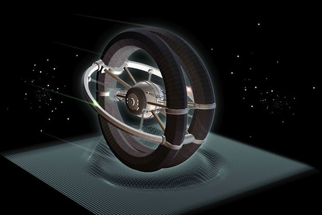NASA Warp Drive - Pics about space