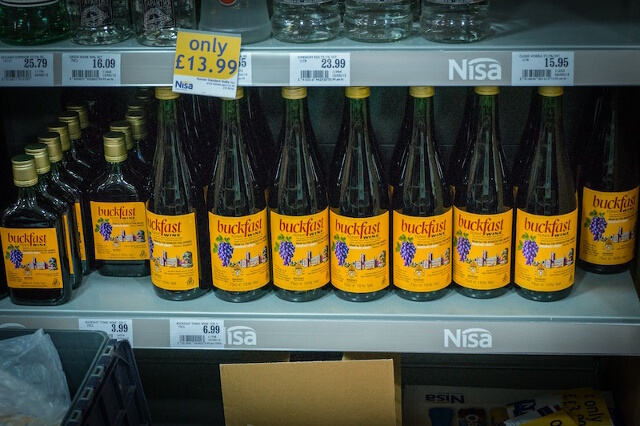 df9b358f382 A Voyage into the World of Buckfast  the Drink That Gets You Fucked Fast -  VICE