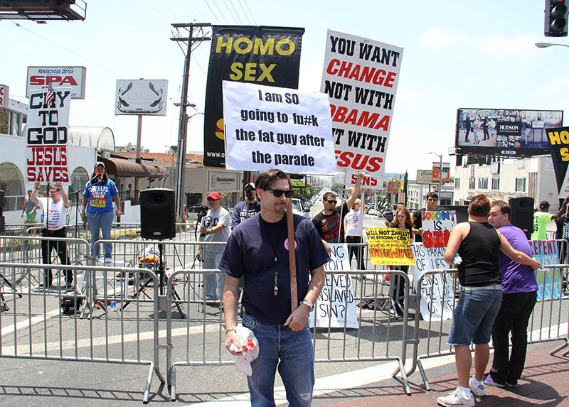 Protesting Against Gay Pride Was Super Boring - VICE