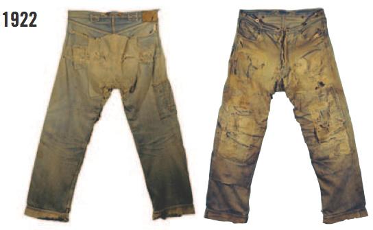 3edf696c58 El par más viejo de jeans Levi s 501 del que se tenga registro