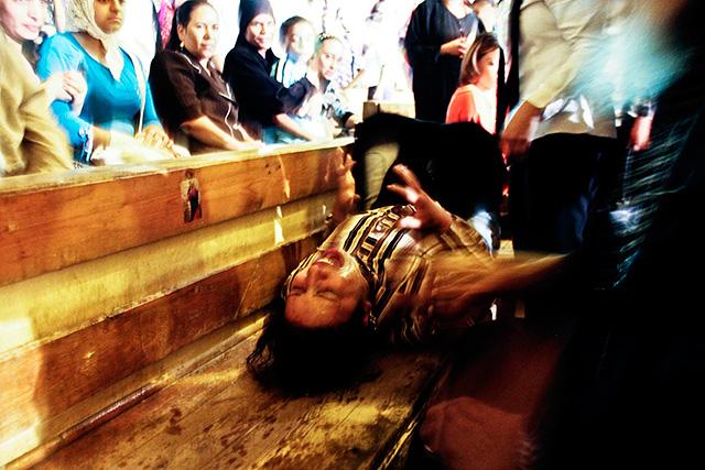 Exorcism Cairo