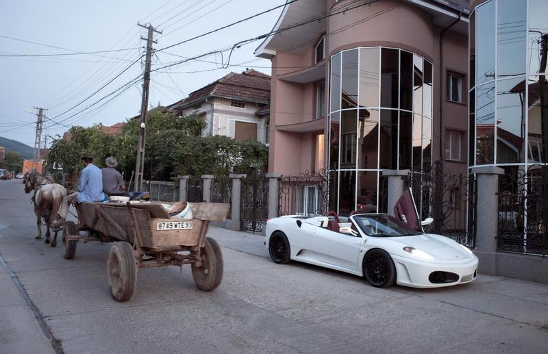 Le magnifiche ville degli emigrati rumeni vice for Quanti soldi ci vuole per costruire una casa