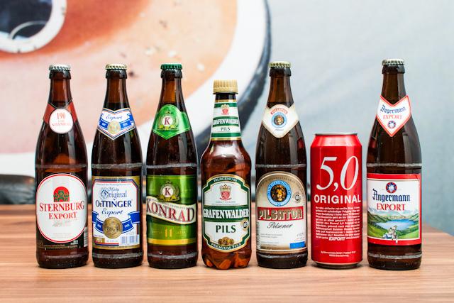 Billigstes Bier