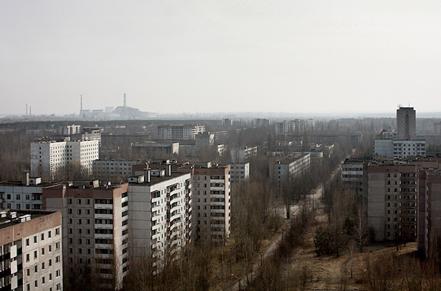 Hanging Out with the Residents of Chernobyl's Exclusion Zone