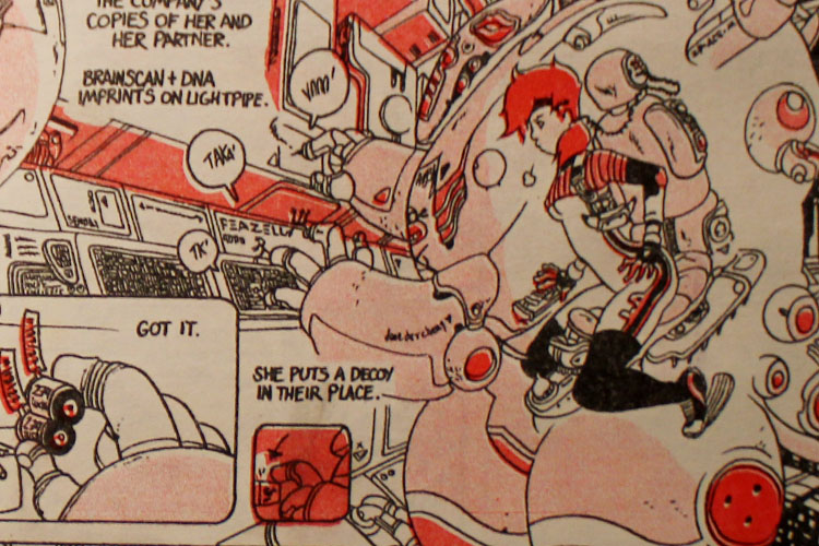 Sex with a robot comics
