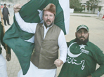 Shane Smith filming in Pakistan for HBO's VICE season one